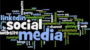 life science social media