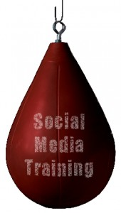 life science social media training