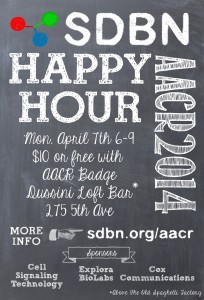 SDBNAACRHappy Hour 2014 2