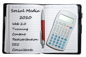 socialmediacalculatorbudgetnotebook