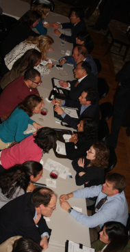 scientists speed networking