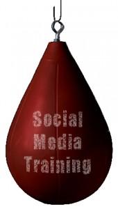 life science social media training